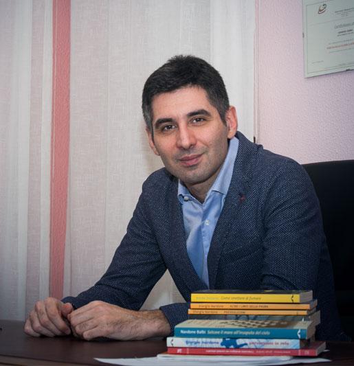 Giorgio Ioimo - Piscologo Firenze