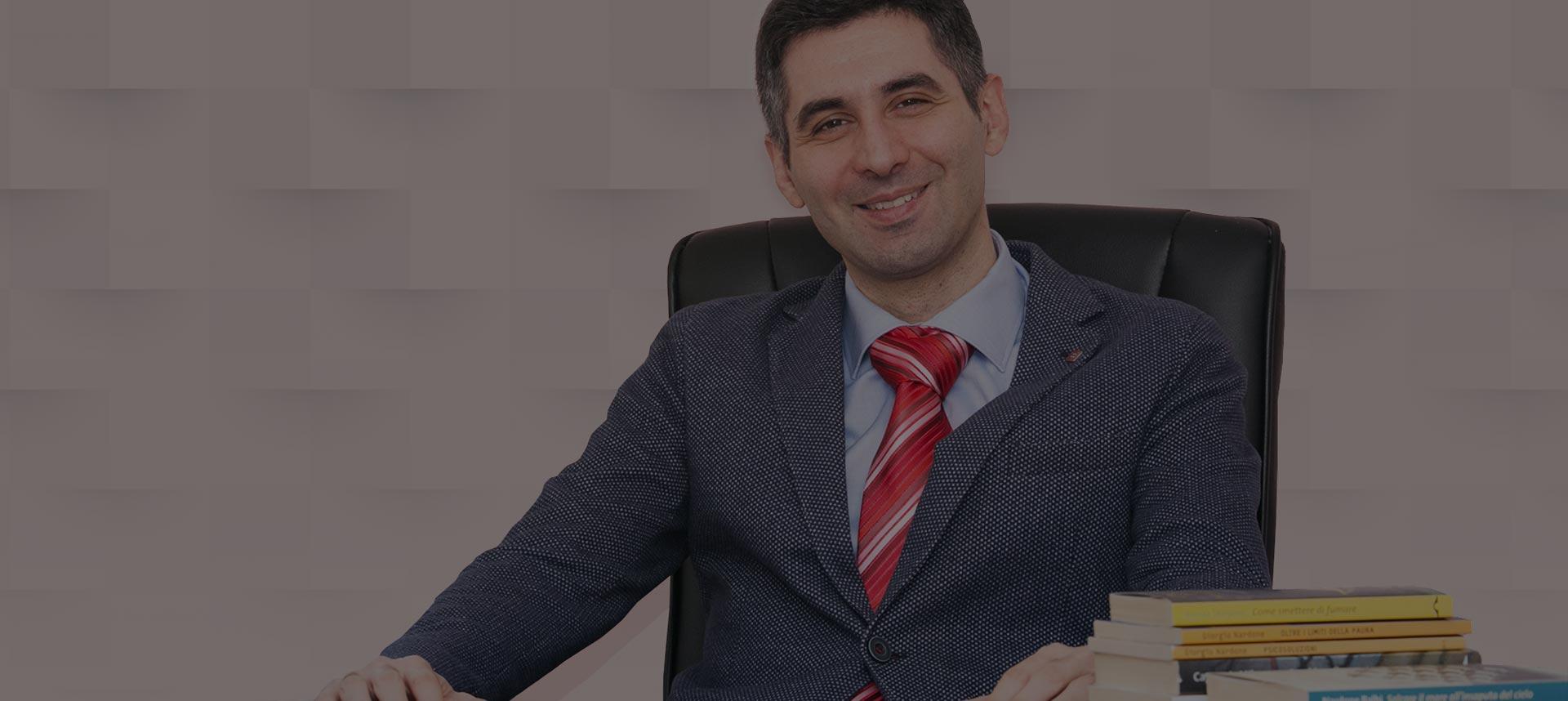 Dott. Giorgio Ioimo - Psicologo Torino
